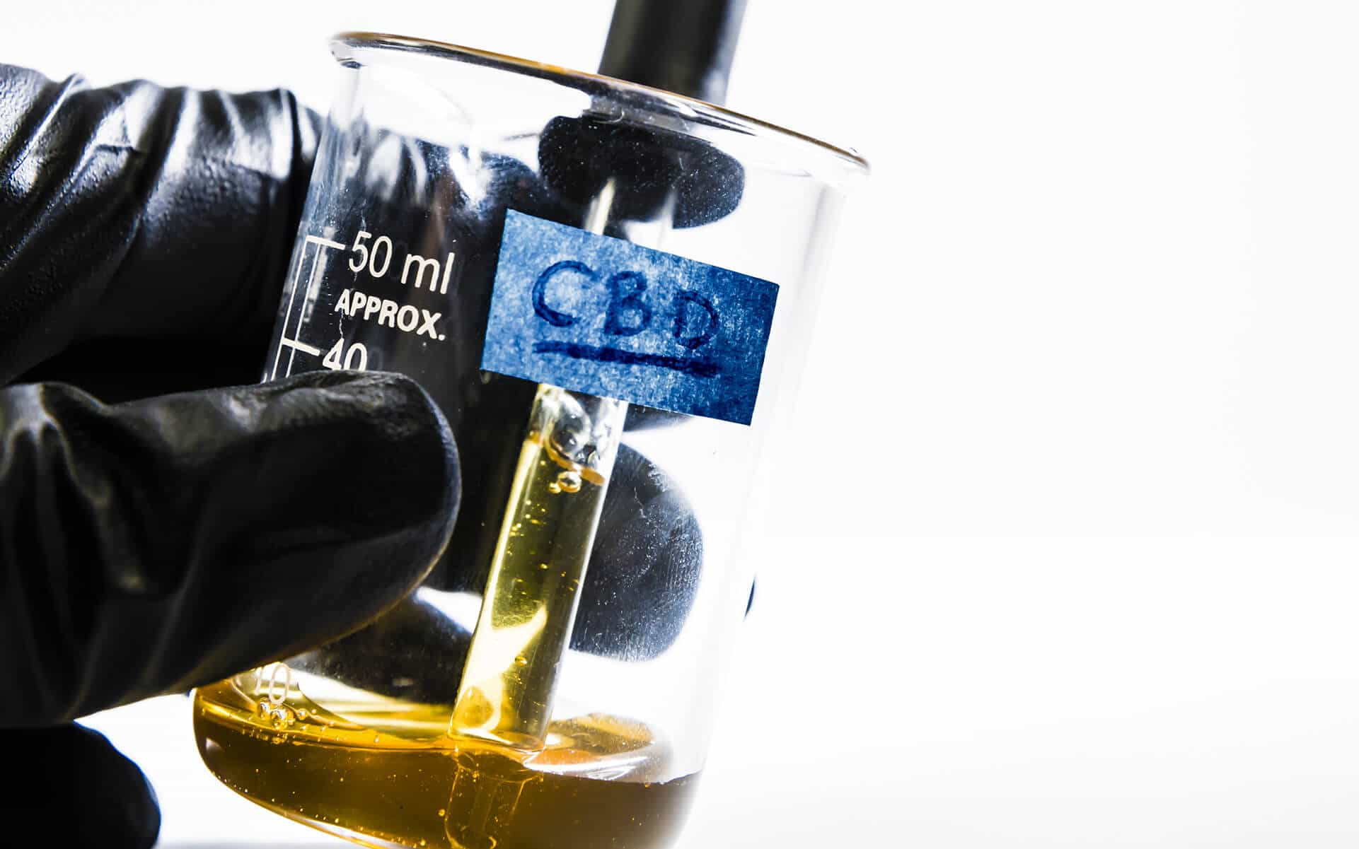 CBD Tinture Oil Research