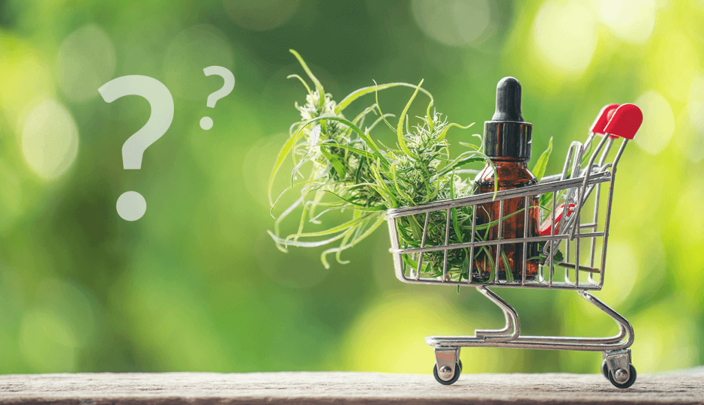 Shopping For CBD Products