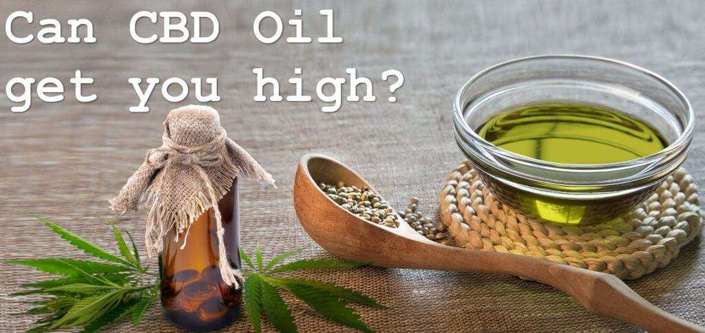 Can You Get High From Taking CBD