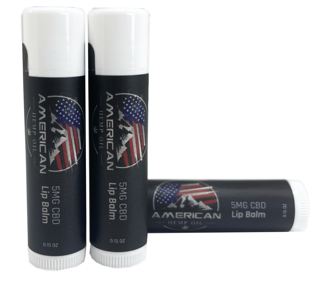 CBD Lip Balm -5MG