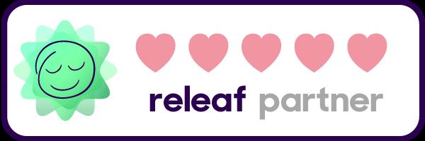 Releaf Partner Badge